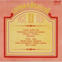 Various Artists Listan kärjessä 2 1953-1955