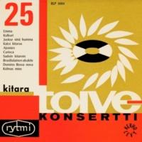 Various Artists Kitara-toivekonsertti 25