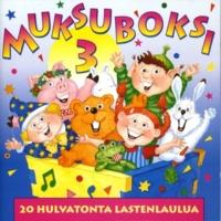 Various Artists Muksuboksi 3 - 20 hulvatonta lastenlaulua