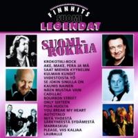 Various Artists Suomilegendat - Suomirokkia