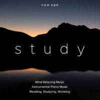 Zen Nadir & Dreaming Ethelyn Study - Mind Relaxing Music, Instrumental Piano Music for Reading, Studying, Working