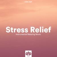 Indigo Flower & Rain Sounds Stress Relief - Instrumental Relaxing Music