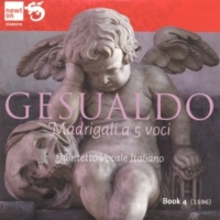 Quintetto Vocale Italiano Gesualdo: Madrigali a 5 voci, Book 4 of 6