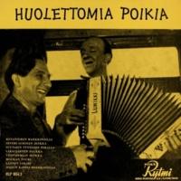 Various Artists Huolettomia poikia