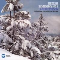 André Previn Sibelius: Symphony No. 2, Op. 43