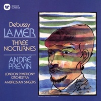 André Previn Debussy: La Mer & Nocturnes