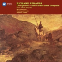Rudolf Kempe Strauss: Don Quixote, Op. 35 & Dance Suite from Keyboard Pieces by François Couperin