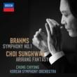 韓国交響楽団/Chung Chiyong Brahms: Symphony No. 1 in C Minor, Op. 68 - 1. Un poco sostenuto - Allegro - Meno allegro