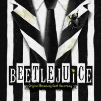Sophia Anne Caruso, Alex Brightman, Rob McClure, Kerry Butler, Adam Dannheisser, Leslie Kritzer, Beetlejuice Original Broadway Cast Recording Ensemble Creepy Old Guy