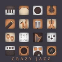 Relaxing Instrumental Jazz Ensemble, Awesome Holidays Collection Crazy Jazz