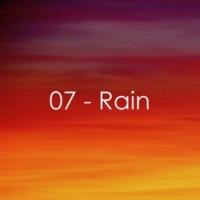 Meditation Rain Sounds, Sleep Sound Library, Yoga Music 07 Rain