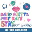 David Guetta Stay (Don't Go Away) [feat. Raye] (Djs from Mars Remix)