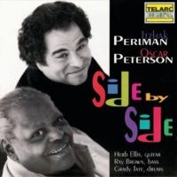 オスカー・ピーターソン/イツァーク・パールマン Side By Side