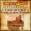 The Hit Crew Drew's Famous Instrumental Country Collection, Vol. 3
