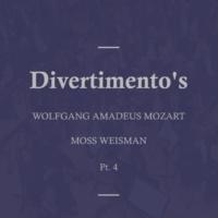 l'Orchestra Filarmonica di Moss Weisman Mozart: Divertimento's Pt. 4