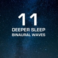 White Noise Relaxation, White Noise for Deeper Sleep, Meditation Music Experience 11 Deeper Sleep Binaural Waves