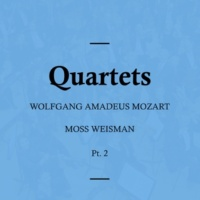 l'Orchestra Filarmonica di Moss Weisman Quartet No. 12 in B Flat Major, K. 172: IV. Allegro Assai