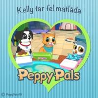 Peppy Pals Kelly tar fel matlåda