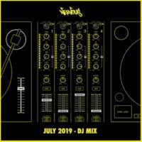 Various Artists Nervous July 2019 (DJ Mix)