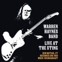 Warren Haynes Band Live At The Sting, New Britain, CT, Dec 2nd 1993, WHCN-FM Broadcast (Remastered)
