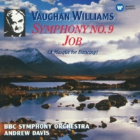 Andrew Davis Vaughan Williams: Symphony No. 9 & Job