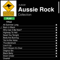 Various Artists Aussie Rock Collection