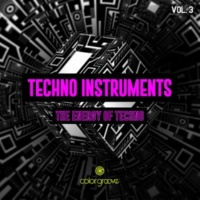 Joe De Renzo & Nacim Ladj & Franx & Double Reaktion & Simone Bica & Emanuele Bruno & Drewtech & Mitekss & Canosa & Simone Cerquiglini & Fred Spiders Techno Instruments, Vol. 3 (The Energy Of Techno)