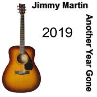 Jimmy Martin Another Year Gone