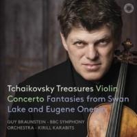 ガイ・ブラウンシュタイン(ヴァイオリン)、キリル・カラビツ(指揮)、BBC交響楽団 チャイコフスキー・トレジャーズ