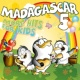 Madagascar 5 More Hits For Kids