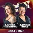 Larissa Marinonio/Samara Alves Best Part [Ao Vivo No Rio De Janeiro / 2019]