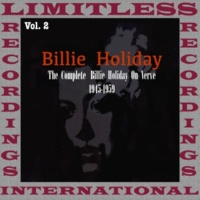 Billie Holiday The Complete On Verve 1945-1959, Vol. 2 (HQ Remastered Version)