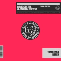 David Guetta & Martin Solveig Thing For You (Tom Staar Remix)