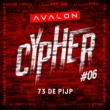 73 De Pijp Avalon Cypher - #6 [Instrumental]