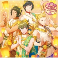 Various Artists THE IDOLM@STER SideM WORLD TRE@SURE 10