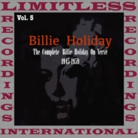 Billie Holiday I'll Be Seeing You (Live)