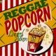 Laurel Aitken Reggae Popcorn