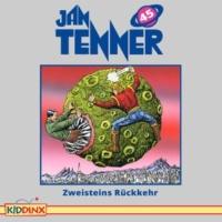 Jan Tenner Folge 45: Zweisteins Rückkehr