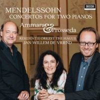 ロベルト・プロッセダ/Alessandra Ammara/ハーグ王立管弦楽団/Jan Willem de Vriend Mendelssohn: Concerto in A Flat Major for Two Pianos And Orchestra, MWV O6 - 2. Andante