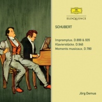 イェルク・デームス Schubert: Impromptus, Klavierstücke, Moments Musicaux