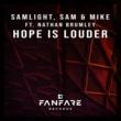 Samlight/Sam & Mike/Nathan Brumley Hope Is Louder (feat.Nathan Brumley)