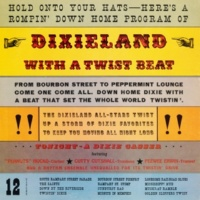 The Dixie Allstars, Peanuts Hucko, Cutty Cutshall & Pee Wee Erwin Twistin' Dixie