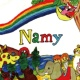 Namy& Friends Namy Colorful
