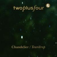 TwoPlusFour Chandelier - Teardrop
