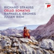 """Raphaela Gromes/Julian Riem 8 Gedichte aus """"Letzte Blätter"""", Op. 10, TrV 141: I. Zueignung (Arr. for Cello and Piano by Julian Riem)"""