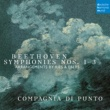 Compagnia di Punto Symphony No. 1 in C Major, Op. 21: I. Adagio molto - Allegro con brio (Arr. for Small Orchestra by Carl Friedrich Ebers)