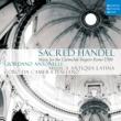 Musica Antiqua Latina Te Decus Virgineum, HWV 243
