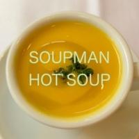 SOUPMAN chicken soup