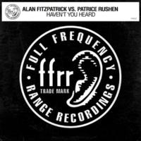 Alan Fitzpatrick vs. Patrice Rushen Haven't You Heard