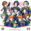 W & Café Parade & もふもふえん THE IDOLM@STER SideM 5th ANNIVERSARY DISC 03